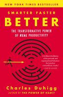 Smarter Faster Better Pdf/ePub eBook