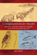 Conservation by Proxy Pdf/ePub eBook