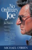 No Ordinary Joe ebook