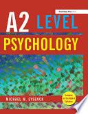 """A2 Level Psychology"" by Michael W. Eysenck"