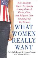What Women Really Want Pdf/ePub eBook