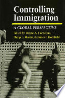 Controlling Immigration
