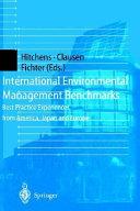 International Environmental Management Benchmarks