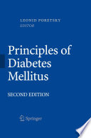 """Principles of Diabetes Mellitus"" by Leonid Poretsky"