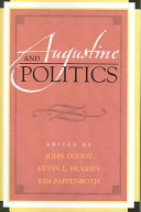 Augustine and Politics