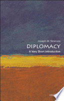 Diplomacy  A Very Short Introduction Book