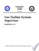 U.S. Navy Gas Turbine Systems Technician Manual