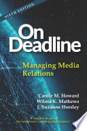On Deadline Book