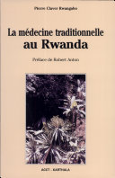 Pdf La médecine traditionnelle au Rwanda Telecharger