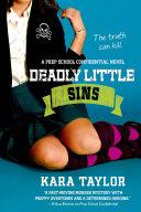 Deadly Little Sins Pdf/ePub eBook
