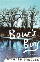 Pdf Bow's Boy