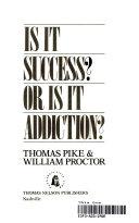 Is it Success  Book