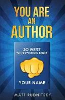 You Are an Author
