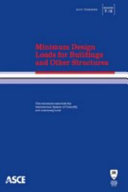 Minimum Design Loads for Buildings and Other Structures: Second Printing