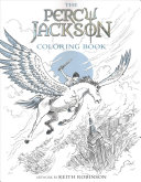 Percy Jackson and the Olympians The Percy Jackson Coloring Book image