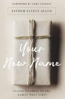 Your New Name Pdf/ePub eBook