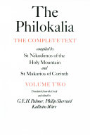The Philokalia Volume 2