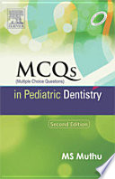 Multiple Choice Questions In Pediatric Dentistry Book PDF