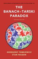 The Banach–Tarski Paradox