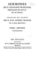 Sermones, 7-8