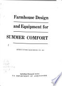 Farmhouse Design and Equipment for Summer Comfort