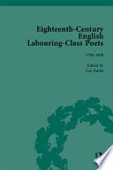 Eighteenth-Century English Labouring-Class Poets, vol 3