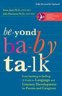 Beyond Baby Talk Pdf/ePub eBook
