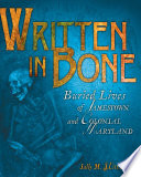 Written in Bone Book