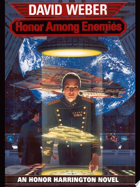 Honor Among Enemies: An Honor Harrington Novel banner backdrop