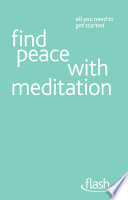 Find Peace With Meditation Flash