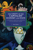 The Unity of the Capitalist Economy and State