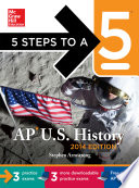 5 Steps to a 5 AP US History  2014 Edition