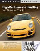 High Performance Handling for Street or Track