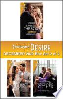 Harlequin Desire December 2020   Box Set 2 of 2