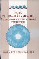 Pdf Paris, de l'image à la mémoire Telecharger