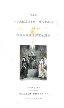 The Comedies  Histories and Tragedies of Shakespeare   With Engravings After Designs by T  Stothard and Others