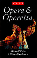The Collins Guide To Opera And Operetta Pdf/ePub eBook