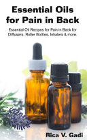 Essential Oils for Pain in Back