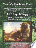 Myers' Psychology for AP 2nd Edition Student Workbook