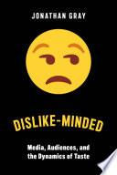 Dislike Minded