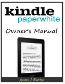 Kindle Paperwhite Owner s Manual