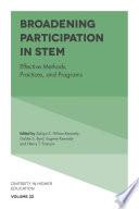 Broadening Participation in STEM