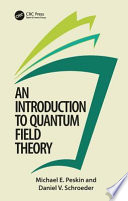 An introduction to quantum field theory /