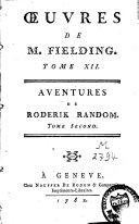 Aventures de Roderik Random ebook