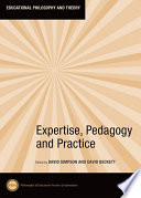 Expertise Pedagogy And Practice PDF