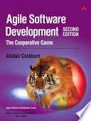 Agile Software Development  : The Cooperative Game