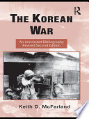 The Korean War  : An Annotated Bibliography