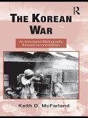 Pdf The Korean War