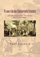 France in the Eighteenth Century