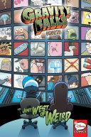 Disney Gravity Falls Shorts  Just West of Weird Book